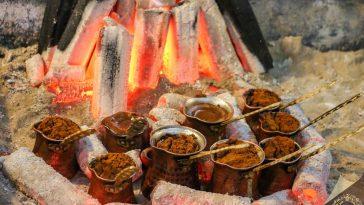 Aydın'da bu ateş 62 yıldır hiç sönmedi! aydin incirliova sabahci kahvesi