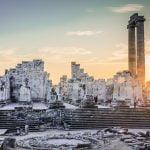 Milet Antik Kendi - Didim didim antik kenti didyma apollon tapinagi