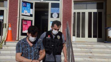 """Aydın'da """"dur"""" ihtarına uymayan sürücünün otomobilde uyuşturucu ele geçirildi 20200817 2 43930467 57481830 Web"""