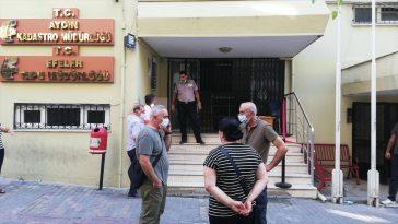 Aydın Tapu ve Kadastro Müdürlüğünde bıçaklı kavga: 2 yaralı 20200820 2 43979067 57550496 Web
