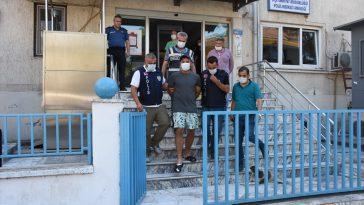 Aydın'da polise ateş edip kaçtığı öne sürülen şüpheli, kovalamaca sonucu yakalandı 20200825 2 44046613 57663178 Web