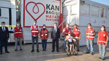 Aydın Valisi Aksoy'dan kan bağışı kampanyasına destek 20200827 2 44068906 57693883 Web
