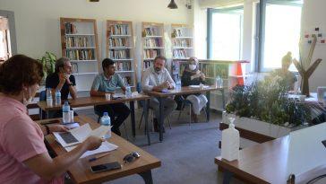 """Aydın'da """"Bilgi Okuryazarlığı Değerlendirme Toplantısı"""" yapıldı 20200827 2 44072228 57698129 Web"""