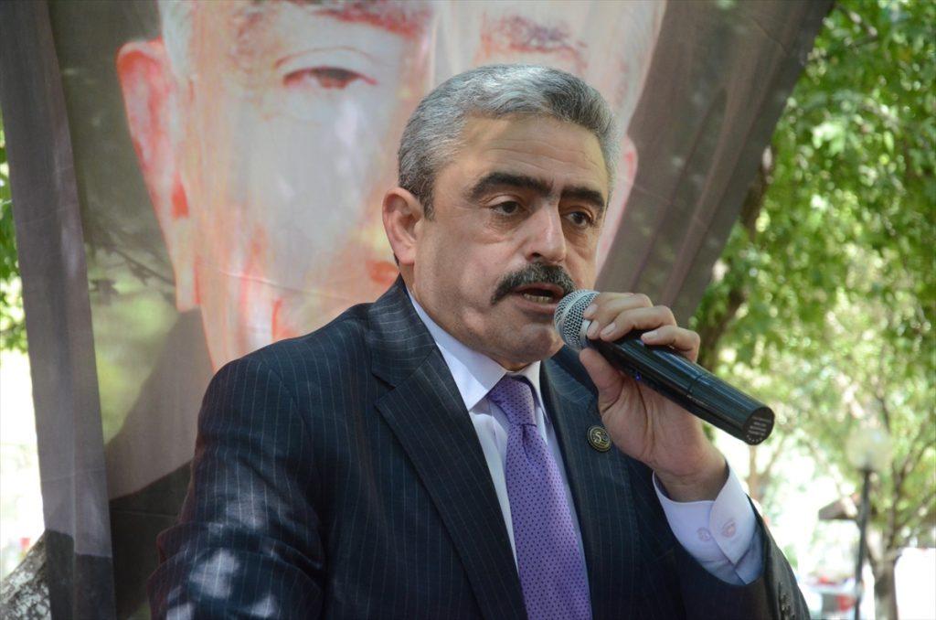 İncirliova MHP İlçe Başkanı Tanrıkulu, görevine yeniden seçildi 20200829 2 44102441 57746245 Web