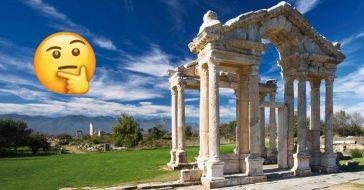 Aydın'daki antik kentleri biliyor musunuz?