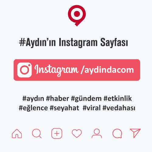 Aydın Haberleri, Son Dakika Gelişmeler, Şehir ve Firma Rehberi. instagram aydindacom