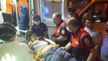 Söke Çayı'na düşen kişiyi itfaiye kurtardı soke cayina dusen kisi itfaiye tarafindan kurtarildi 2