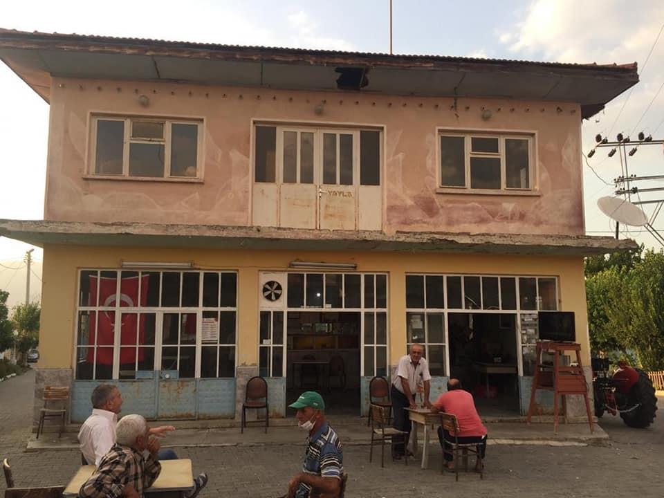 Yenipazar Donduran Köyü Yeni Meydana Kavuşuyor