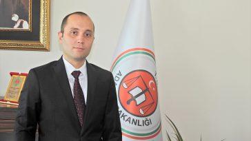 Urla Cumhuriyet Başsavcısı Karaca, göreve başladı 20200903 2 44184665 57880935 Web