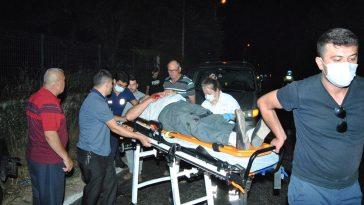 Ödemiş'te şarampole yuvarlanan motosikletin sürücüsü yaralandı 20200904 2 44193000 57892023 Web