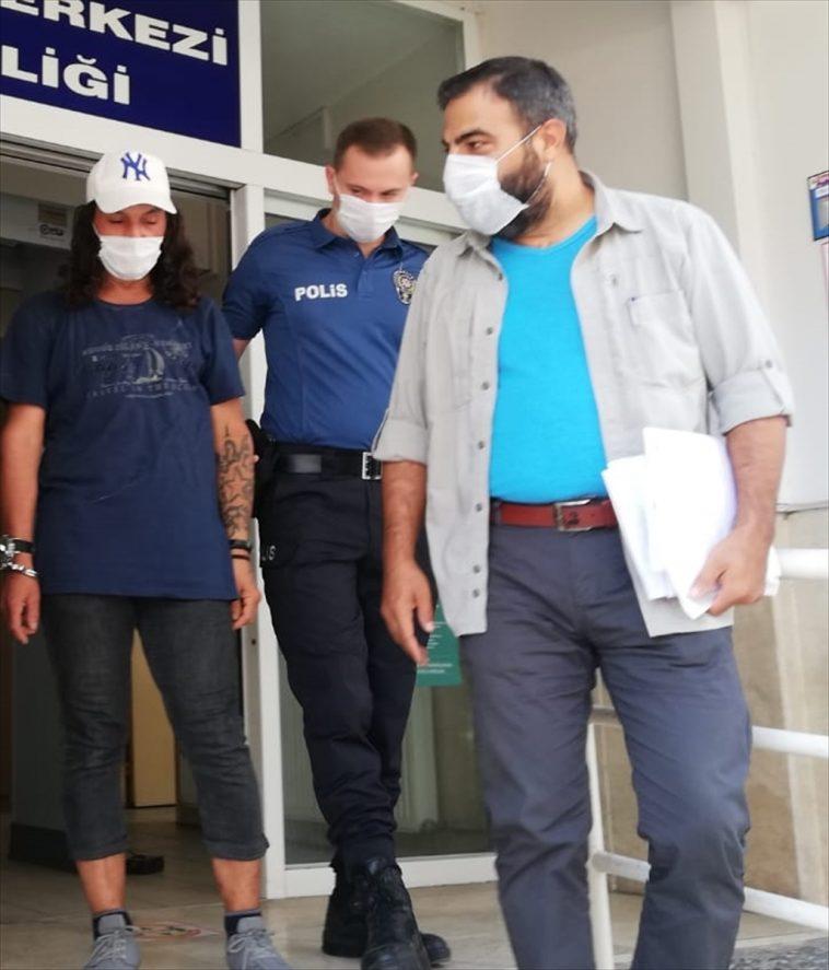 Aydın'da çalıştığı bağ evindeki altınları çaldığı öne sürülen şüpheli tutuklandı 20200904 2 44198500 57901877 Web