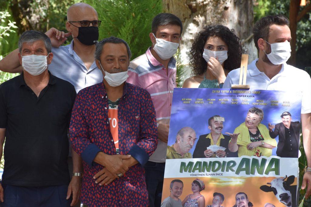 """Ege komedisi """"MandırANA"""" filminin çekimlerine Muğla'da başlanacak 20200904 2 44201522 57906634 Web"""