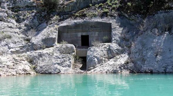 Arapapıştı kanyonu tarihi