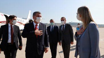 Sağlık Bakanı Fahrettin Koca, İzmir'de fahrettin koca izmir de
