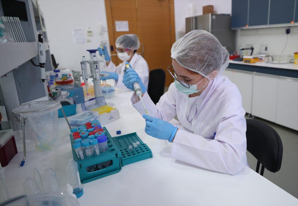 İzmir'de geliştirilen yerli antikor testi yaklaşık 50 ülkeye ihraç edildi izmir de uretilen antikor testi 50 ulkeye dagitildi 7