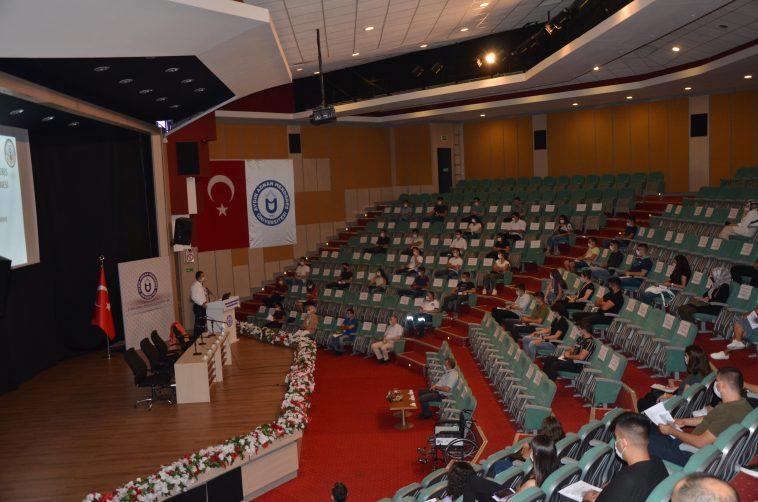ADÜ hastanesinde bilgilendirme ve eğitim toplantısı düzenlendi AW128695 01