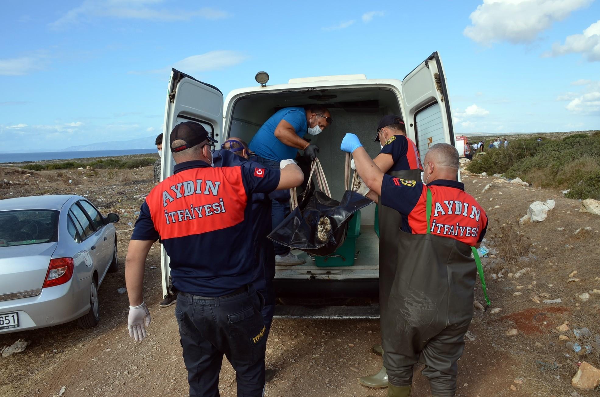 Kayıp hemşirenin cansız bedeni bulundu AW139812 01