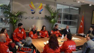 AKUT Kuşadası ekibi İzmir'e gitti akut kusadasi ekibi izmire gitti QZXm8Xrb