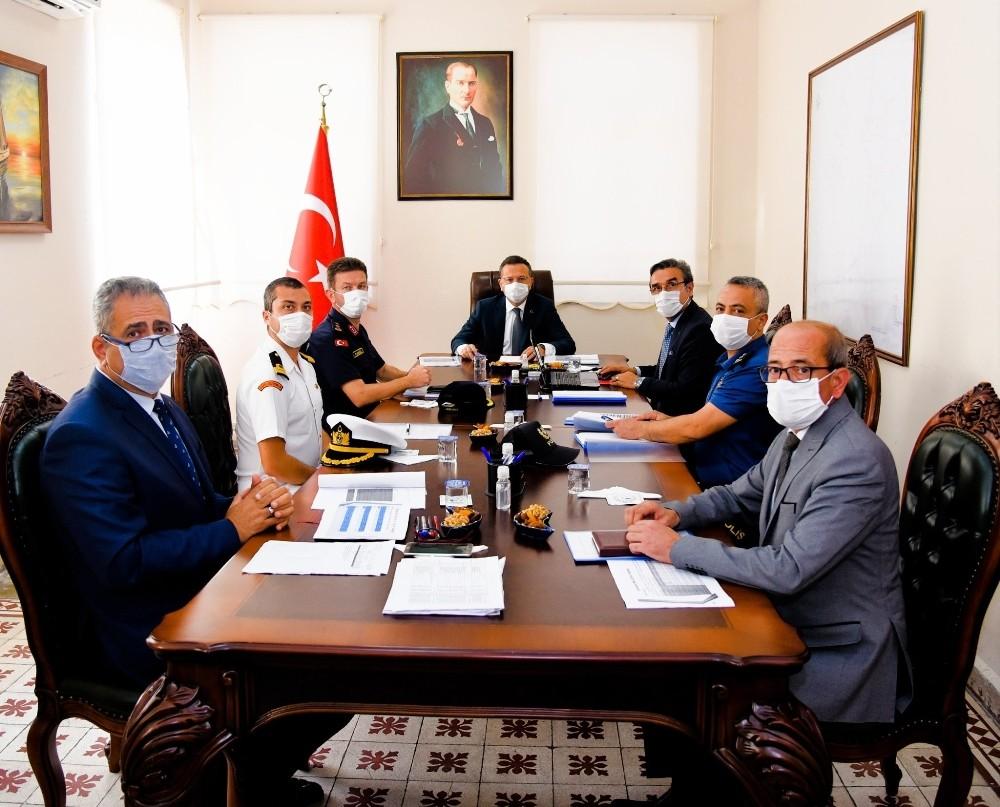 Aydın Valisi Hüseyin Aksoy Kuşadası'nda aydin valisi huseyin aksoy kusadasinda 3 diV4F6pG