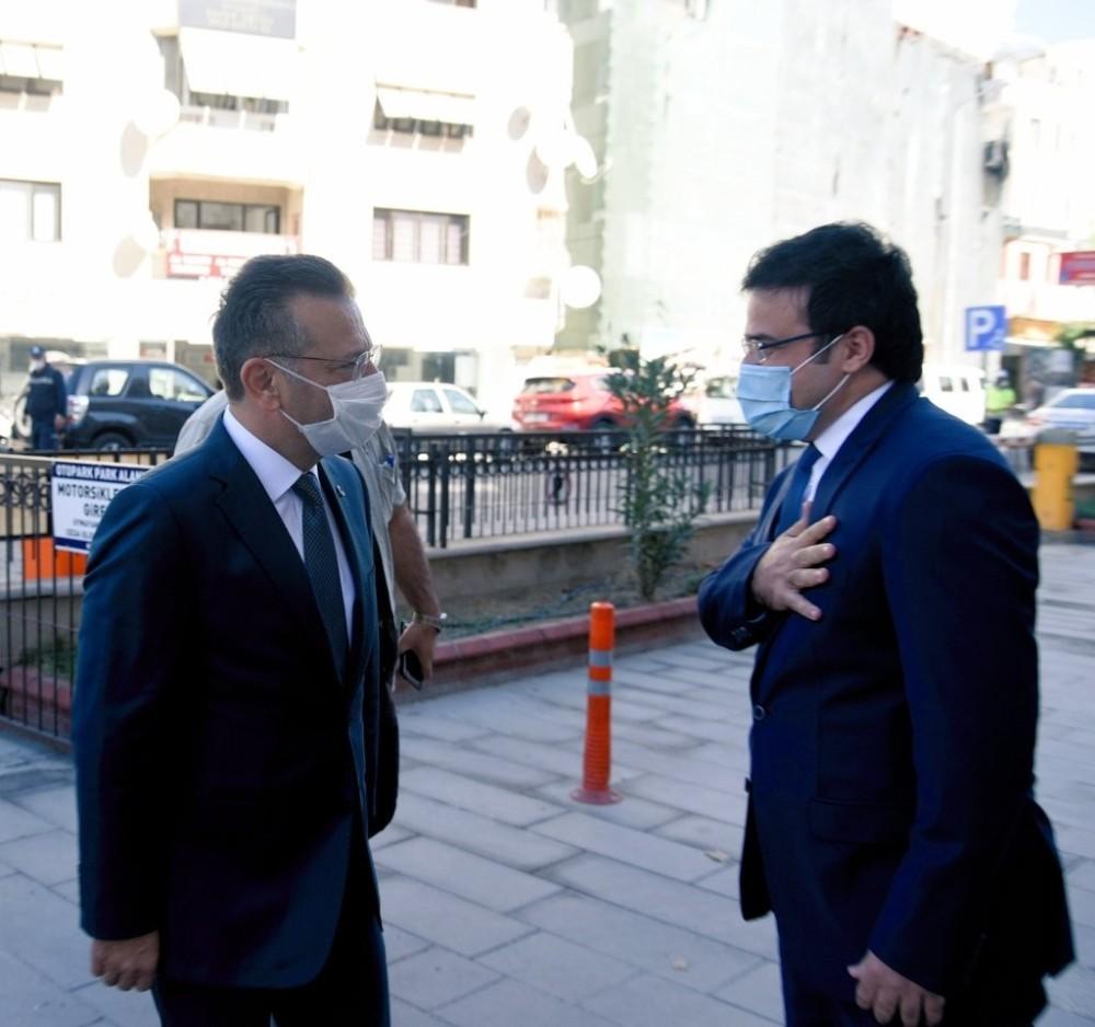 Aydın Valisi Hüseyin Aksoy Kuşadası'nda aydin valisi huseyin aksoy kusadasinda 4 OIiqJs9L