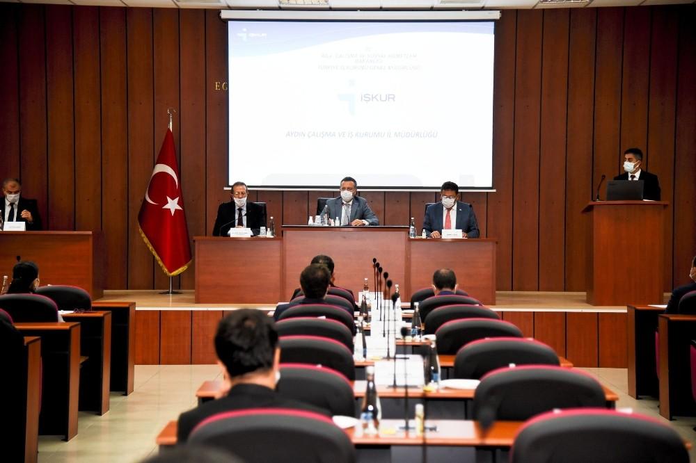 Aydın'da 22 bin 833 kişi iş sahibi oldu aydinda 22 bin 833 kisi is sahibi oldu 0 8ZMR47Ns
