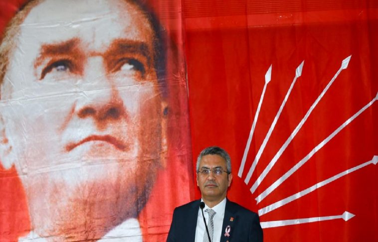CHP'li Salıcı, Kobani eylemleri soruşturmasındaki 17 tutuklamayı değerlendirdi: chpli salici kobani eylemleri sorusturmasindaki 17 tutuklamayi degerlendirdi T4zpsaxi
