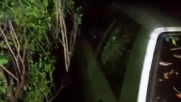 El frenini çekmeyi unuttuğu otomobil 150 metreden uçtu el frenini cekmeyi unuttugu otomobil 150 metreden uctu uy5vcAcE