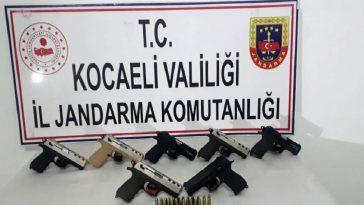 Kocaeli'de silah kaçakçılarına operasyon: 3 gözaltı kocaelide silah kacakcilarina operasyon 3 gozalti 1TxMEHGg