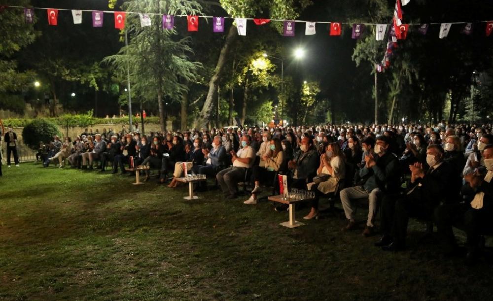 Pınarbaşı'nda tiyatro şöleni devam ediyor pinarbasinda tiyatro soleni devam ediyor NDv4PgL5