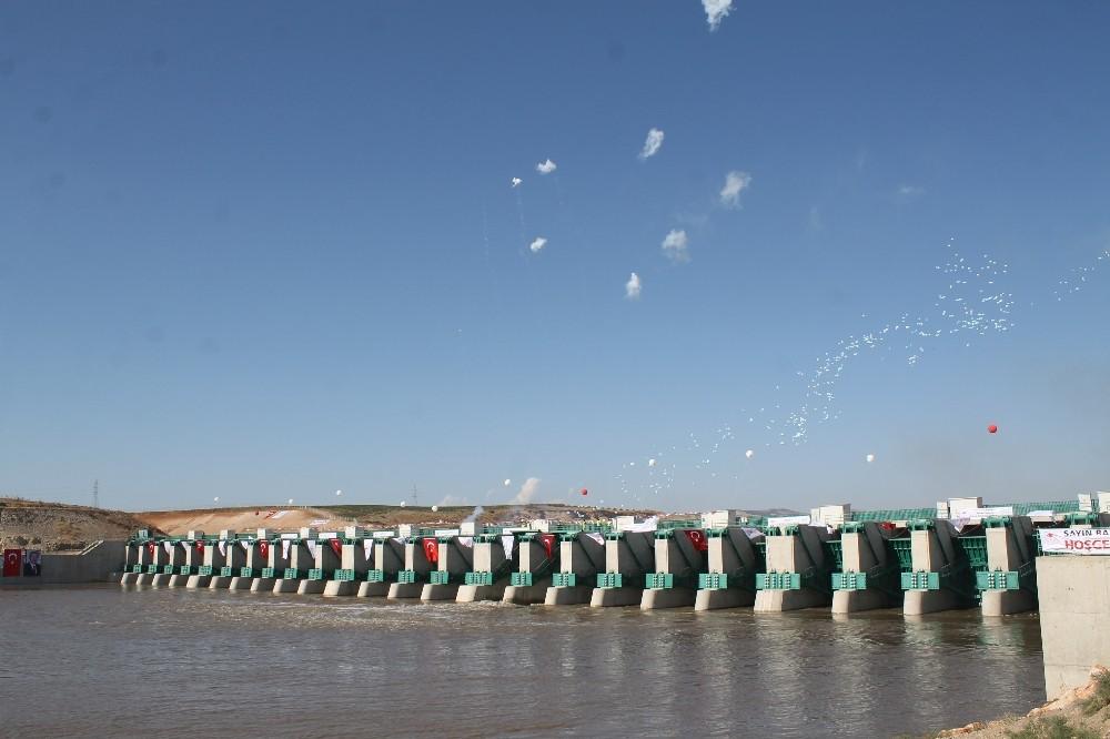 Tahtaköprü, Reyhanlı ve Büyükkaraçay barajları açıldı tahtakopru reyhanli ve buyukkaracay barajlari acildi 10