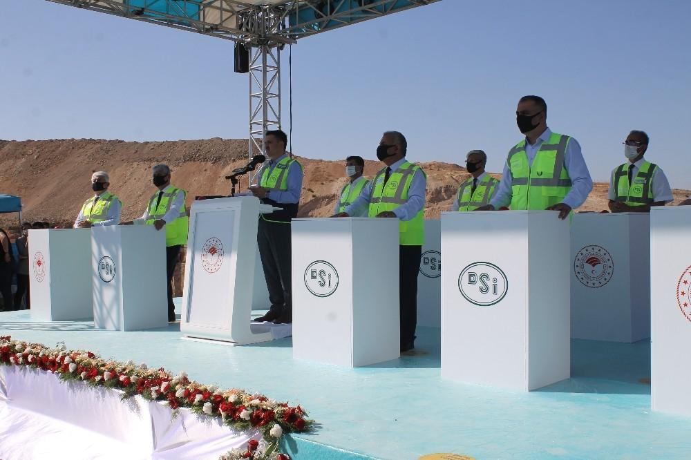 Tahtaköprü, Reyhanlı ve Büyükkaraçay barajları açıldı tahtakopru reyhanli ve buyukkaracay barajlari acildi 5 39ddWyZy