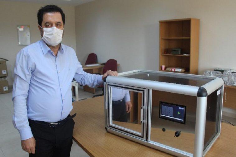 """Türkiye'nin  ilk """"OLED Karakterizasyon"""" Cihazı ihracata başladı turkiyenin ilk oled karakterizasyon cihazi ihracata basladi lOTzexRz"""
