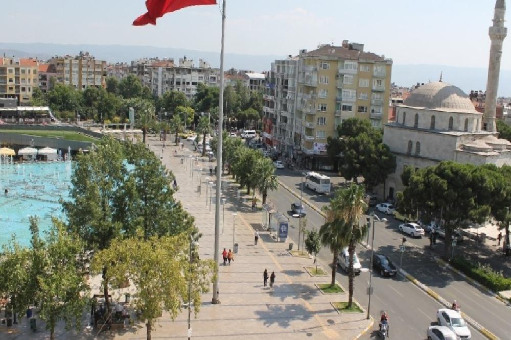 Aydın'da 3.1 şiddetinde deprem aydinda 31 siddetinde deprem ZJSe9PPn