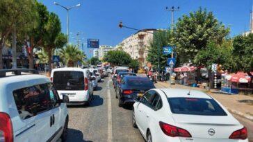 Aydın'da araç sayısı 472 bin 823 oldu aydinda arac sayisi 472 bin 823 oldu OfIsExXh