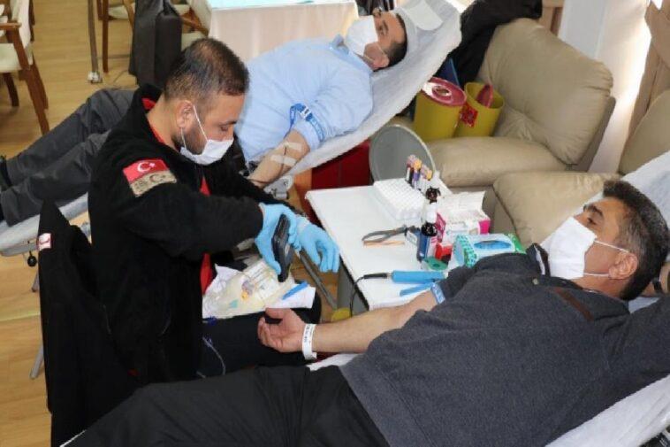 Aydın'da orman çalışanları kan bağışında bulundu aydinda orman calisanlari kan bagisinda bulundu MkUV2iIp