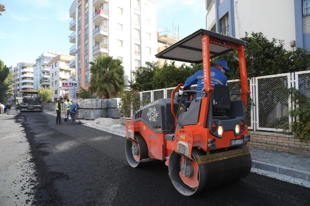 Büyükşehir yol yapım çalışmalarını sürdürüyor buyuksehir yol yapim calismalarini surduruyor 2 ldsqhlfg