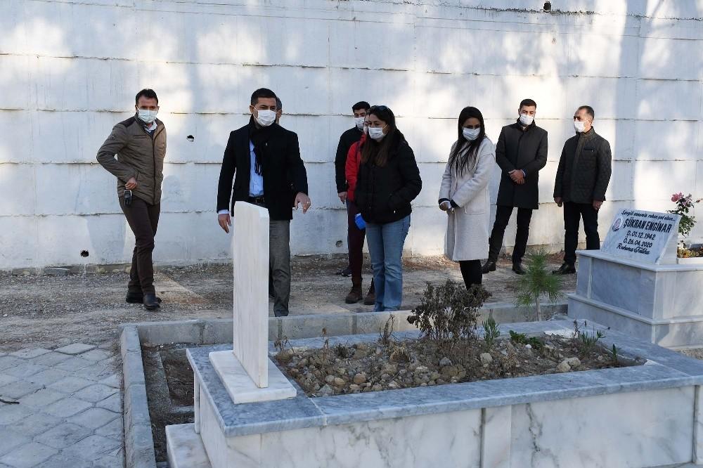 Kuşadası Yeni Asri Mezarlık'ta çalışmalar son aşamaya geldi kusadasi yeni asri mezarlikta calismalar son asamaya geldi 2 cTj7s3jZ