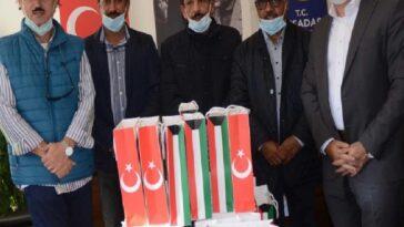 Kuşadası'nda yaşayan Kuveytlilerden öğrencilere tablet desteği kusadasinda yasayan kuveytlilerden ogrencilere tablet destegi jDRj5SHK