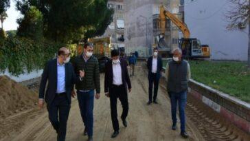 Nazilli Cumhuriyet Mahallesi'nde yollar yenileniyor nazilli cumhuriyet mahallesinde yollar yenileniyor 4zBnl7fH
