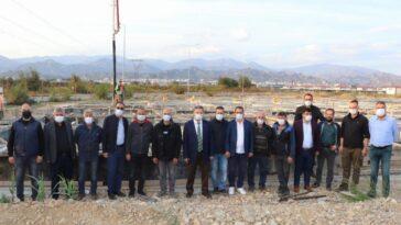 Nazilli Sanayi Sitesi'nde 18 dükkanın temeli atıldı nazilli sanayi sitesinde 18 dukkanin temeli atildi kKZaGASO