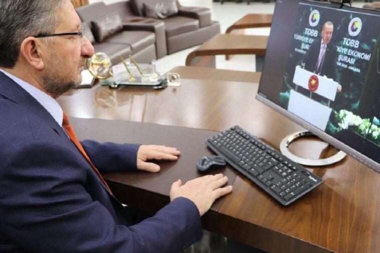 NTO, Türkiye Ekonomi Şurası'na katıldı nto turkiye ekonomi surasina katildi cNLusEUz