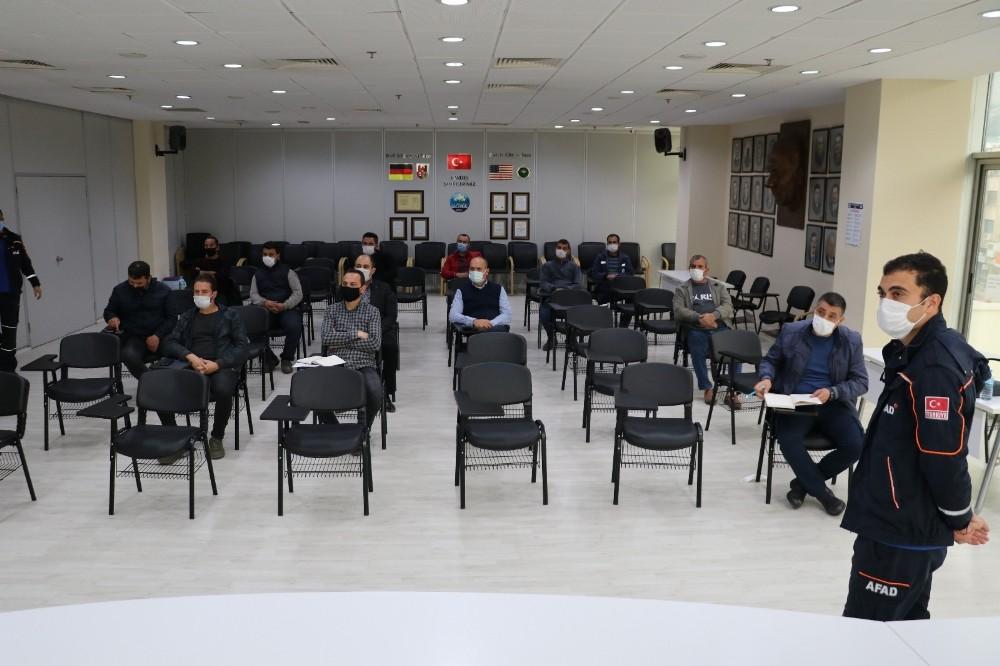 Söke'nin Afet İlk Müdahale Ekibi'ne AFAD'tan eğitim sokenin afet ilk mudahale ekibine afadtan egitim 2 36aFtGmF