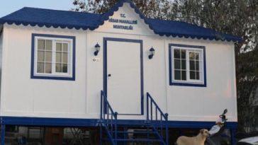 Başkan Atabay, muhtarlık binası sözünü tuttu baskan atabay muhtarlik binasi sozunu tuttu xMANrJfd