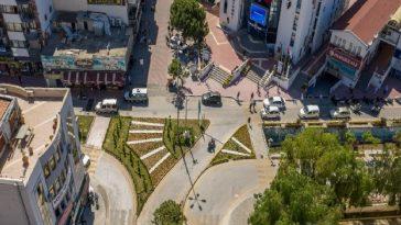 Kusadası' nda trafik sakinleştirme projesi devam ediyor kusadasi nda trafik sakinlestirme projesi devam ediyor A4uVmD3h