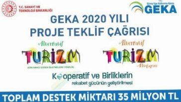 GEKA'nın 2020 yılı proje teklif çağrısına 192 proje başvurusu yapıldı gekanin 2020 yili proje teklif cagrisina 192 proje basvurusu yapildi 8LuWJ9Ud