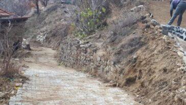 Kuyucak'ta parke taşı olmayan yol kalmıyor kuyucakta parke tasi olmayan yol kalmiyor FxZcfSES